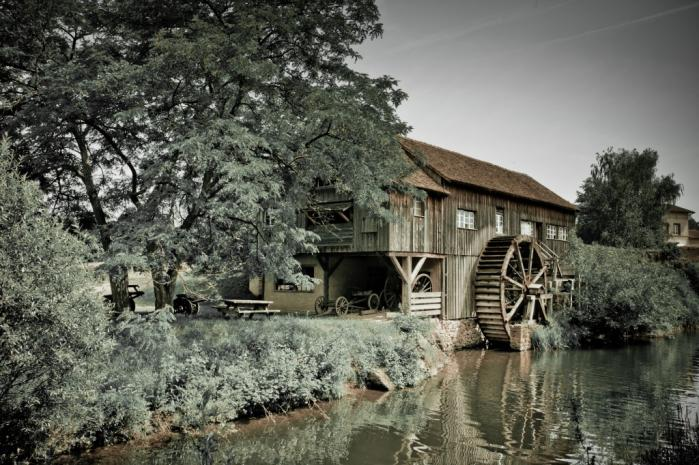 1 moulin de la cigogne