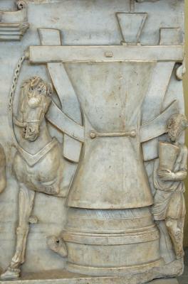 1 moulin romain musee du vatican