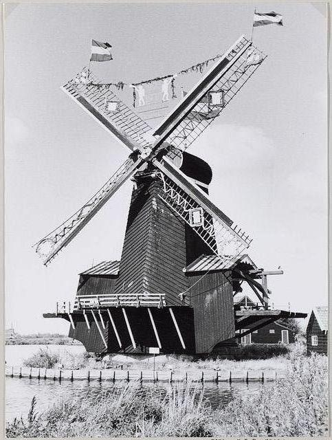 1 paltrockmolen hollande