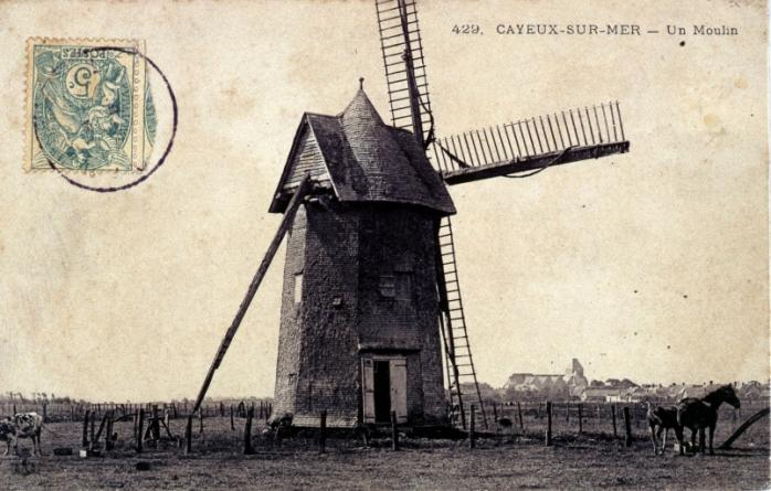 11 moulin de cayeux