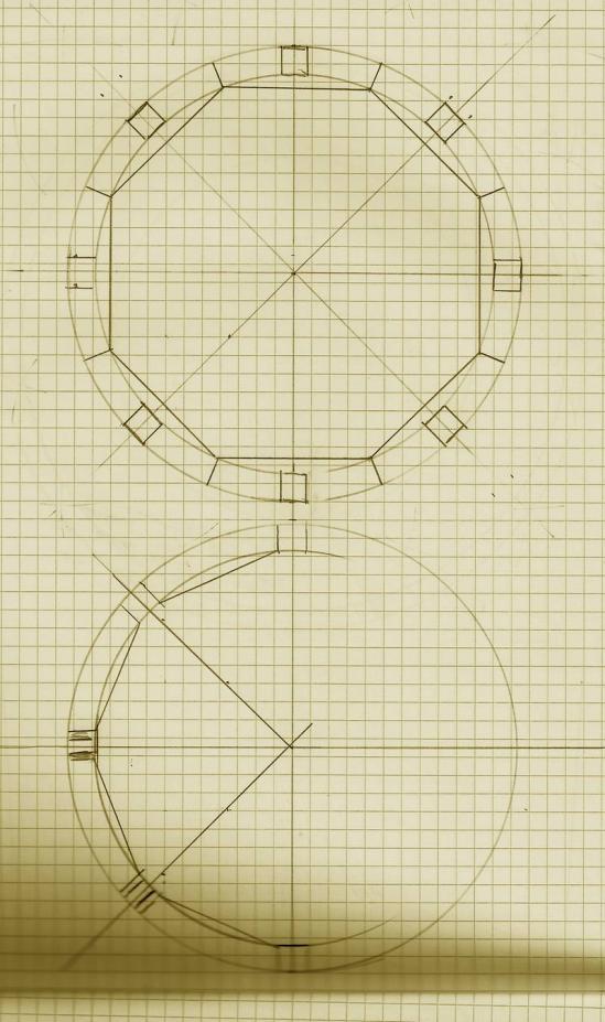 19 dessin charpente