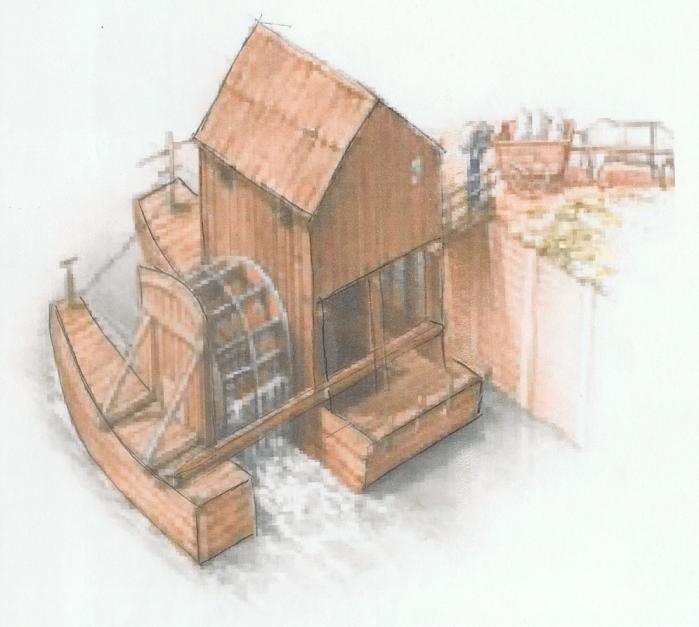 Moulin a nef de la garonne 1 for Balade sur la garonne toulouse