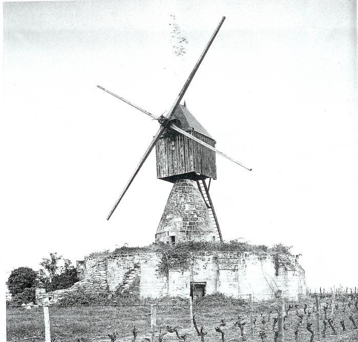 3 moulin cavier