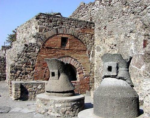 3 moulin et boulangerie pompei