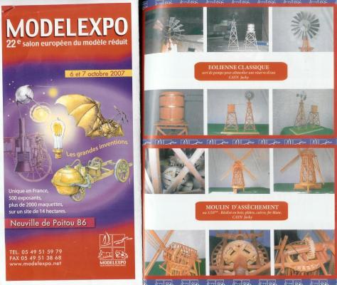 6 model expo
